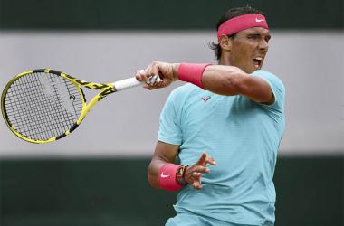 "Rafael Nadal "" it's a strange situation"""