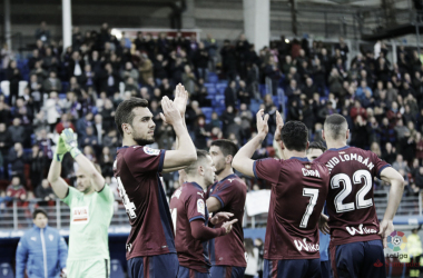 Año memorable para el Eibar