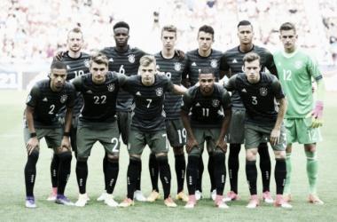 Análisis de Alemania sub21: paso a paso, estrella a estrella