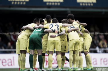 20 jugadores para un partido trascendental en Europa