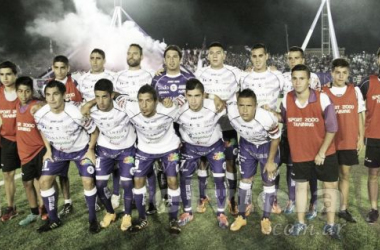 El equipo de Villa Dálmine | Foto: elviola.com