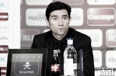 """Marcelino: """"El Celta dominó, pero hemos tenido las ocasiones más claras"""""""