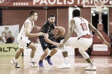 """Lucas Faggiano: """"Jugar en la ACB es el mayor desafío de mi carrera"""""""
