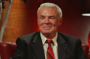 Controversy is still Eric Bischoff's middle name (image: wrestlingnewsworld.com)