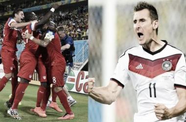 Etats-Unis - Allemagne : qualification oblige