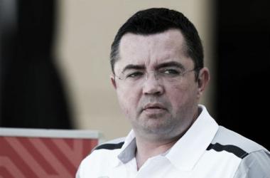 Eric Boullier, Director de Corrida da McLaren (foto: Sutton images)