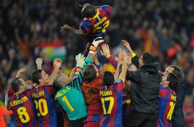 """Eric Abidal: """"Siempre estoy abierto a volver al Barcelona"""""""