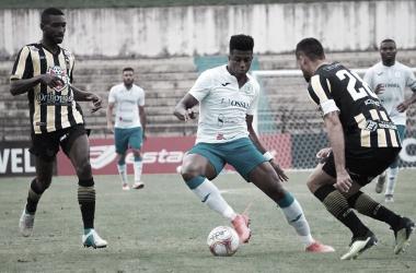 Erick Luís destaca fase vivida no São Bento e mira evolução na temporada