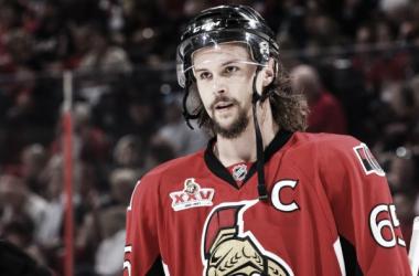 NHL Trade Rumors: Erik Karlsson, Ottawa Senators (Photo: NHL.com)