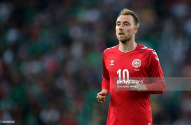 Eriksen wil be looking to get Denmark off to a good start
