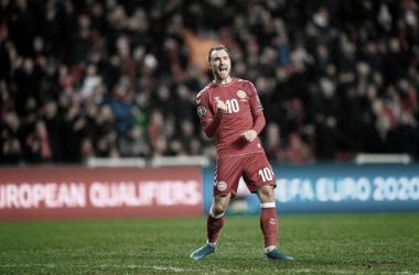 Dinamarca e Suíça vencem e embolam disputa no Grupo D das Eliminatórias da Euro