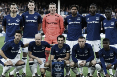 Everton el rival a vencer a domicilio en la cuarta jornada (Fotografía: Tottenham Hotspur)