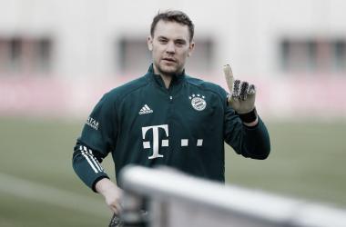 Manuel Neuer, nombrado el mejor entrenador de la década. / Twitter: Bayern Múnich oficial