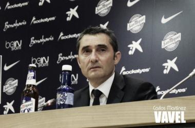 Valverde: ''Los jugadores siempre lo van a dar todo''