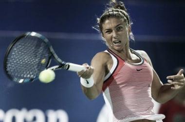 WTA Doha: Errani crolla contro la Babos