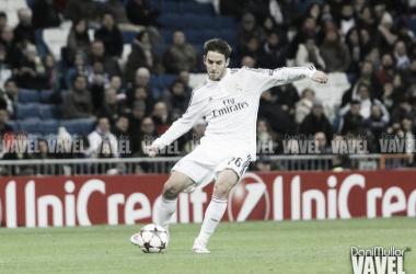 Medrán, en su etapa como jugador del Real Madrid | Fotografía: Dani Mullor / VAVEL