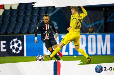 Champions League - Il PSG vola ai quarti: battuto il Borussia Dortmund (2-0)