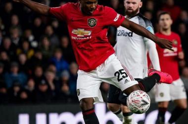 Odion Ighalo's Brace Spoils Wayne Rooney's Party