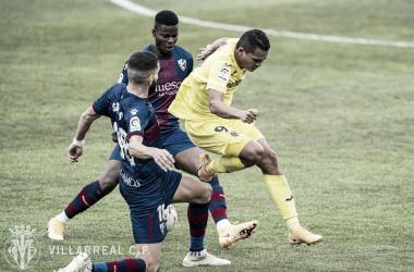Imagen del encuentro: Twitter: Villarreal CF