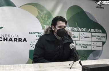 """Lolo Escobar: """"Hoy hemos perdido bastante solidez defensiva"""""""
