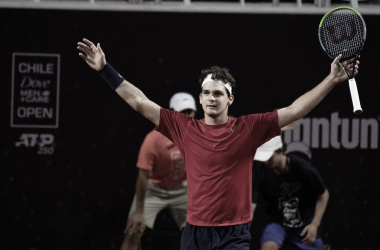 Semana dos sonhos: Thiago Wild vence Ruud e é campeão do ATP 250 de Santiago