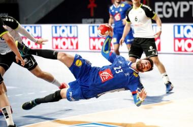 Summary and highlights of France 27-23 Egypt in Handball Tokyo 2020