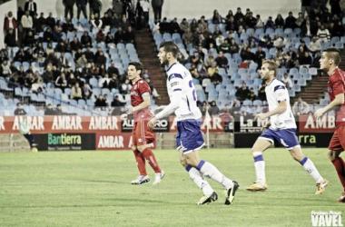 Balance histórico muy positivo para el Real Zaragoza ante el Numancia