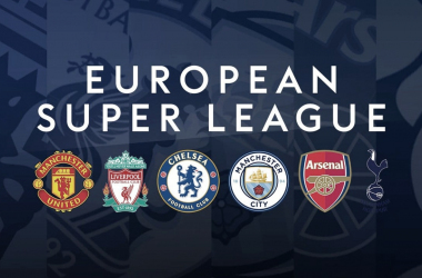Imagen vía: The European Super League en Telegram.