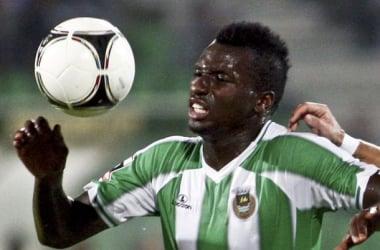 Esmael Gonçalves marcou o golo mais importante da história do Rio Ave (foto:sapo)