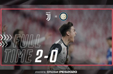 Serie A - La Juventus batte l'Inter e si riprende la vetta della classifica (2-0)