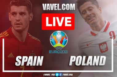 Goals and Highlights: Spain 1-1 Poland in Euro 2020 (1-1)