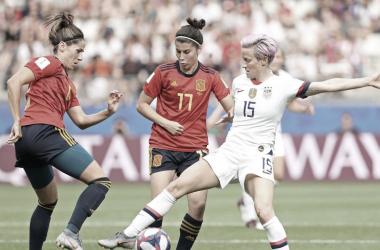 Dos penales le dieron el pase a los Estados Unidos // Foto: FIFA