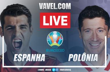 Gols e melhores momentos Espanha x Polônia pela Eurocopa 2020 (1-1)