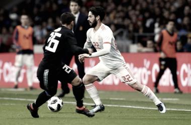 """""""Argentina vs España: Un """"Paso doble"""" para la selección"""" Fuente: Sitio Oficial del Seleccionado de España"""