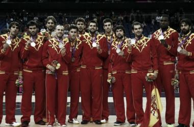 España fue plata en Londres. | Foto: El Confidencial.