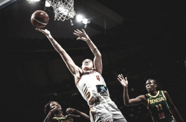 Foto: Pagina FIBA