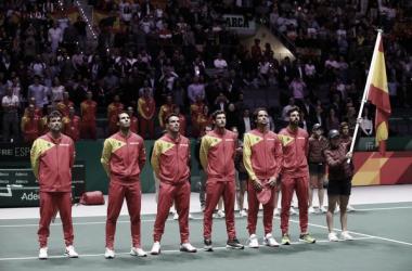 Nadal triunfa y España grita campeón por sexta vez en la Davis