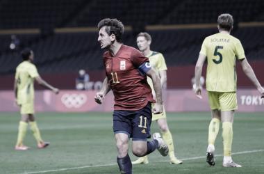 Gols e melhores momentos de Espanha 1 x 1 Argentina pelas Olimpíadas de Tóquio
