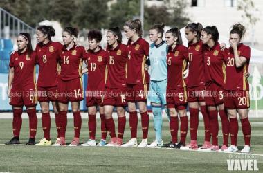 España - Bélgica: puntuaciones España, amistoso internacional