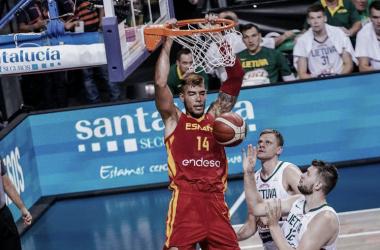 Lo positivo y lo negativo del debut de España