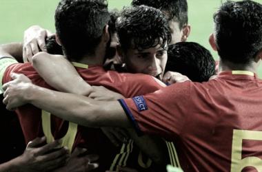 Previa España sub-17 - Inglaterra sub-17: a tan solo un paso de la gloria