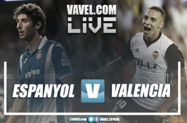 Jornada 12. LaLiga Santander. RCD Espanyol vs Valencia CF | Fuente: Sergio Medina (VAVEL)
