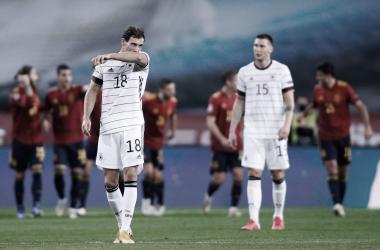 Vexame! Espanha massacra e elimina Alemanha da Nations League