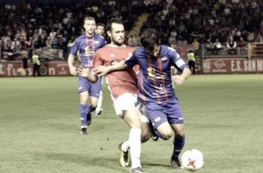 Real Murcia - CD Badajoz: buenas rachas confrontantes