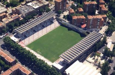 Estadio de Vallecas. Fotografía: RayoVallecano.es