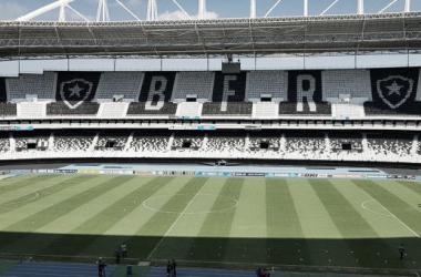 Estadio de Botafogo. Foto: River desde adentro.