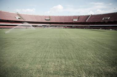 """Poderia o Morumbi """"salvar"""" a crise são-paulina (Foto: Igor Amorim/ São Paulo FC)"""
