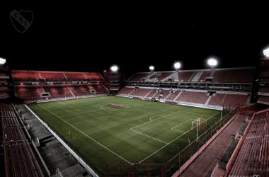La nueva iluminación del Libertadores de América