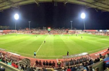Resumen Reus vs Granada en Segunda División 2017