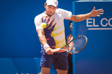 Victor Estrella Burgos. Photo: Ecuador Open Quito